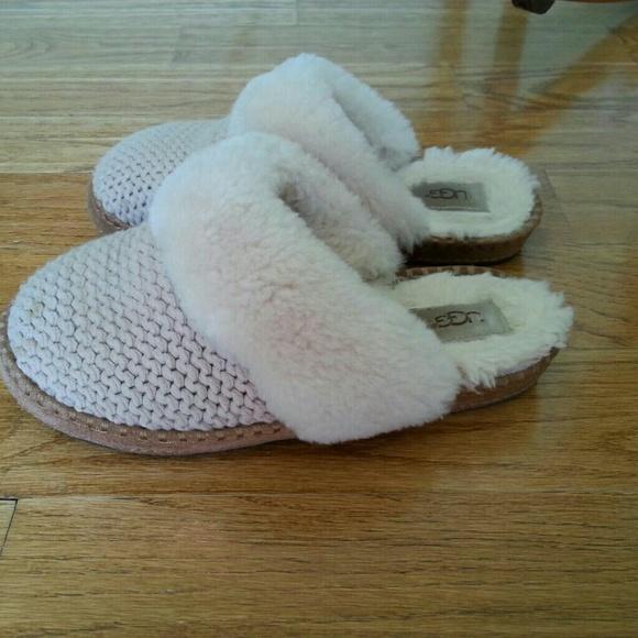 Ugg Shoes Womens Size 6 Australia Crochet Slippers Poshmark